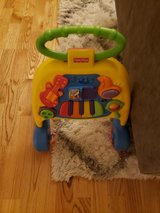 Fisher Price Musical Walker in Orland Park, Illinois