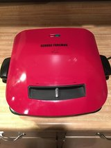 George Foreman 5-Serving Removable Plate Grill and Panini Press in Fort Leonard Wood, Missouri