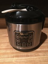 Aroma  2-8-Cups (Cooked) Digital Cool-Touch Rice Cooker and Food Steamer in Fort Leonard Wood, Missouri