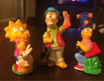Vintage Simpson Figures in Oswego, Illinois