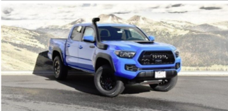 2019 Toyota Tacoma TRD Pro Double Cab V6 4WD in Stuttgart, GE