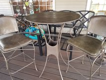 3 pc patio bistro set.  High top in Naperville, Illinois
