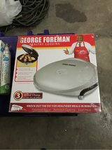 6 servings-George Foreman grill in Clarksville, Tennessee
