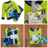 BRAND NEW - Disney store toy story pajamas. Size 4 in Chicago, Illinois