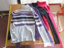 LOT OF TURTLE NECK SWEATERS NO BOUNDERIES AND OTHERS M-L in 29 Palms, California