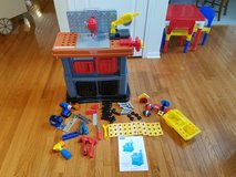 Fisher-Price Grow with Me Workbench in Naperville, Illinois