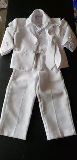 Ring Bearer/Baptism Suit Size 2T in Aurora, Illinois
