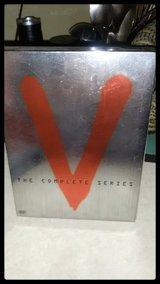 """V"" Complete Series DVD's LIKE NEW in Orland Park, Illinois"