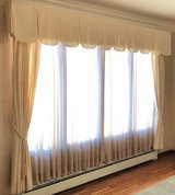 Cornice and Drapery Set (2 sets) in Morris, Illinois
