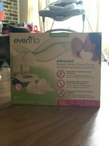 EvenFlo Double Electric Breast Pump used in Kingwood, Texas