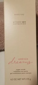 Mary Kay Private Spa Collection Embrace Dreams Sugar Scrub in Camp Lejeune, North Carolina