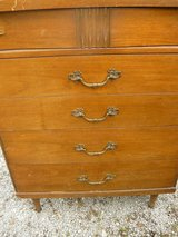 Basset dresser in Fort Campbell, Kentucky