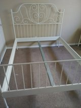 Shabby Chic Queen Bed Frame in 29 Palms, California