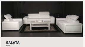 United Furniture-Galata Sofa + Loveseat + Chair including delivery available in many diff. color... in Ansbach, Germany