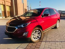 Certified 2018 Chevy Equinox AWD *Super Low Payments* in Ramstein, Germany