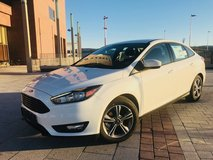 New Certified 2018 Ford Focus Automatic 06371 804450 in Spangdahlem, Germany