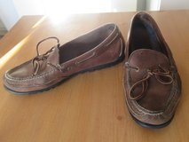 VINTAGE RALPH LAUREN POLO ITALIAN MADE SLIPPERS in 29 Palms, California