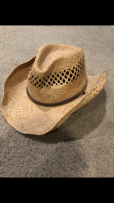 Cowgirl hat in Spring, Texas