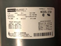 D728 Fasco 1075 RPM Direct Drive Blower Motor 3/4-1/2-1/3 HP   Capacitor in Fort Knox, Kentucky