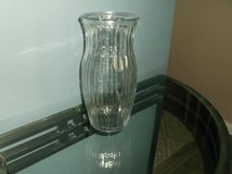 Ribbed large mouth vase in Naperville, Illinois