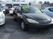 TOYOTA  CAMRY LE AUTO  LOW MILES ~REDUCED~ in Camp Lejeune, North Carolina