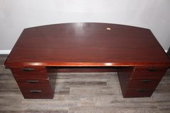 Executive Desk With Drawers in Kingwood, Texas