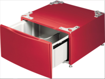 RED Drawer PEDESTAL for WASHER Or Dryer in Camp Pendleton, California