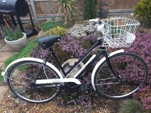 Black/White Raleigh Shopper. ? in Lakenheath, UK