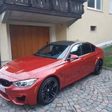 2015 BMW M3 w/M DCT,  Blk Leather/Carbon trim, Nav, US spec *Trade* in Ramstein, Germany