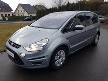 2010 Ford S-MAX TDCI TURBO DIESEL * LOW KM * NEW INSPECTION in Spangdahlem, Germany