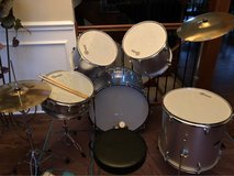 Gammon 5 pc Drum Set in Wheaton, Illinois