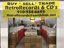 RetroRecords in Camp Lejeune, North Carolina