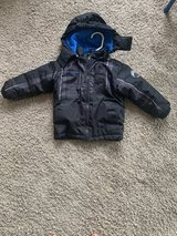 Toddler boy snow jacket size -24 month in Naperville, Illinois