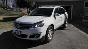 2014 AWD Chevy Traverse in Fort Campbell, Kentucky