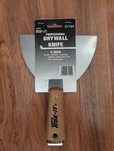 "Rok-It Professional 6"" Drywall Knife in Bolingbrook, Illinois"