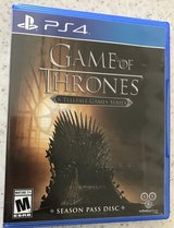 PS4 Game of Thrones in Okinawa, Japan