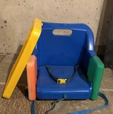 Booster seat in Chicago, Illinois