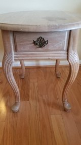 Side table with drawer in Fort Belvoir, Virginia