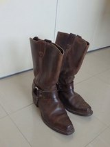 Durango Motorcycle Boots Size 7 1/2 in Okinawa, Japan