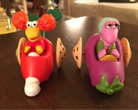 Fraggle Rock Vegetable Cars in Bolingbrook, Illinois