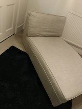 Ikea Chaise Lounge in Lakenheath, UK