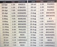 2019 CHICAGO CUBS TICKETS in Lockport, Illinois