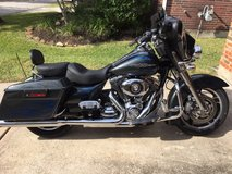 Street Glide in The Woodlands, Texas