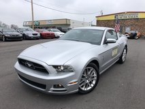 2014 FORD MUSTANG PREMIUM COUPE 2D V6 3.7 Liter in Fort Campbell, Kentucky