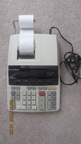 Large Printing Calculator in Oswego, Illinois