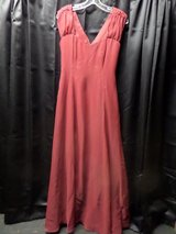 Burgandy Full Length Special Occasion Formal Dress in Alamogordo, New Mexico