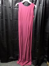 Burgandy Full Length Special Occasion Formal Dress size 10 in Alamogordo, New Mexico