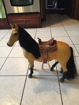 American Girl size horse. in Chicago, Illinois