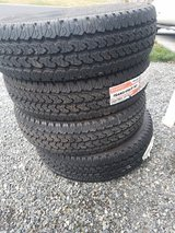 Tires in Fort Lewis, Washington