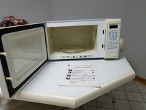 Microwave oven in Plainfield, Illinois